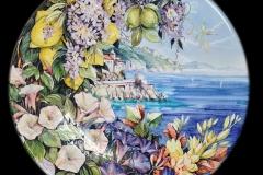 piatto 70 natura costiera